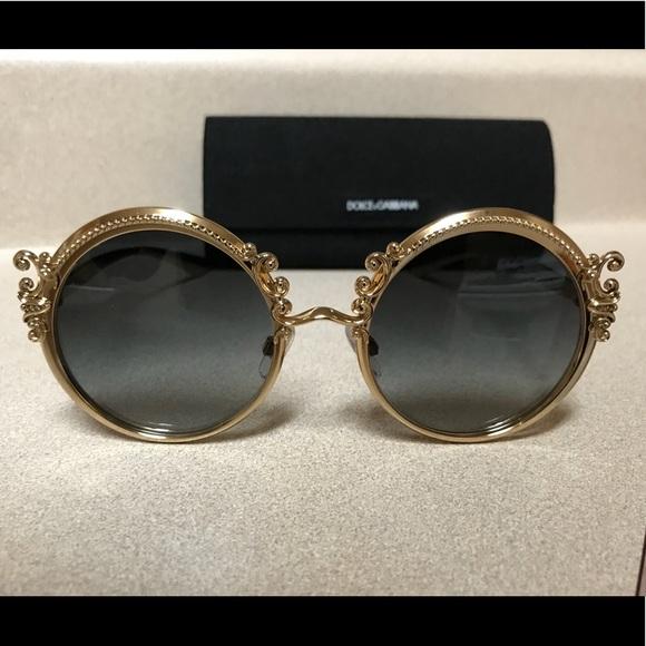 ee2cba39da066 Dolce   Gabbana Accessories - Dolce   Gabbana 2177 02 8G Women s Sunglasses